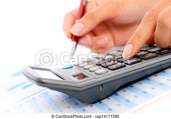 Accounting. - csp14111580