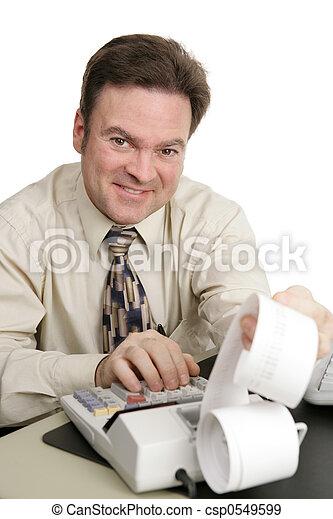 Accounting Series - Friendly - csp0549599