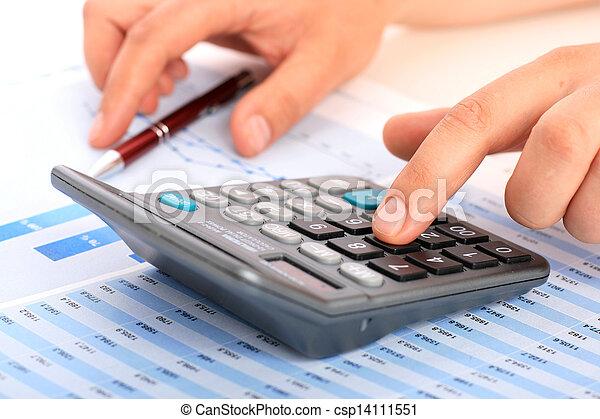 Accounting. - csp14111551
