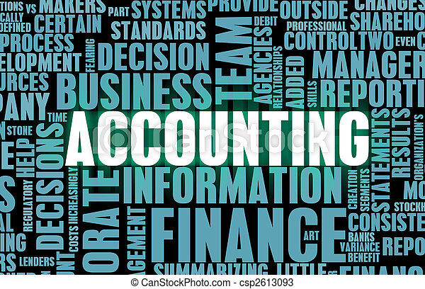 Accounting - csp2613093