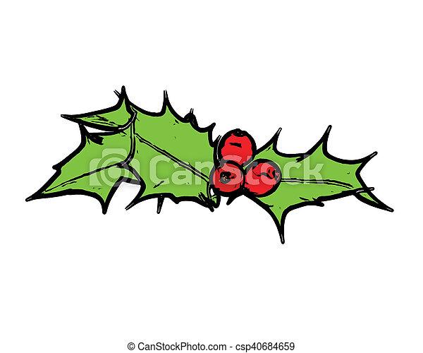 Holly - csp40684659