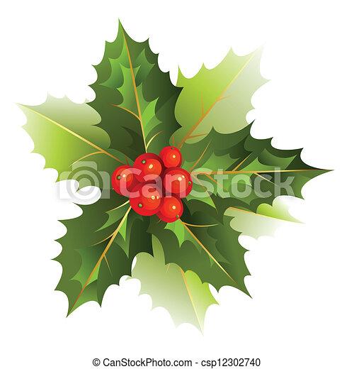 Holly - csp12302740