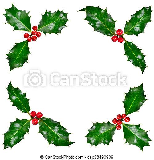 Santo de Navidad - csp38490909