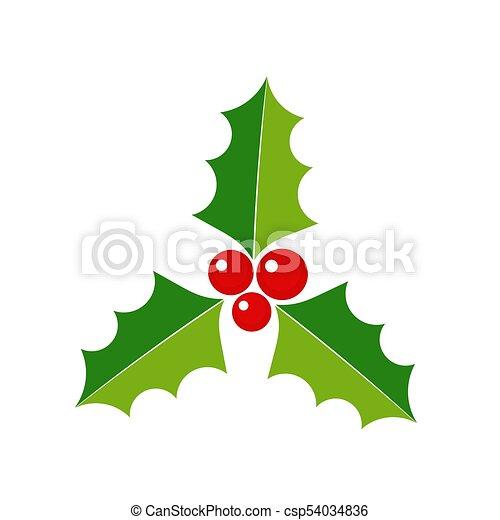 icono navideño - csp54034836