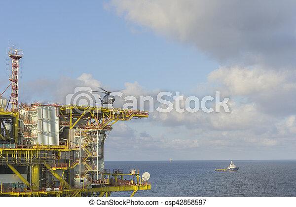 aceite, gas - csp42858597