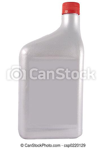 aceite, plata, botella - csp0220129
