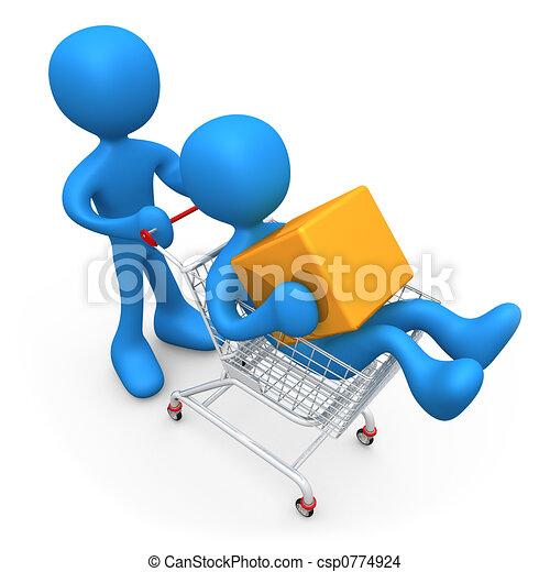 achats, ensemble - csp0774924