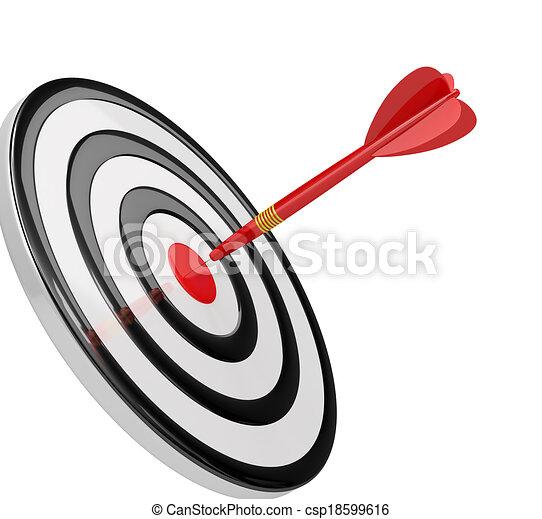 Achieve its goal - csp18599616