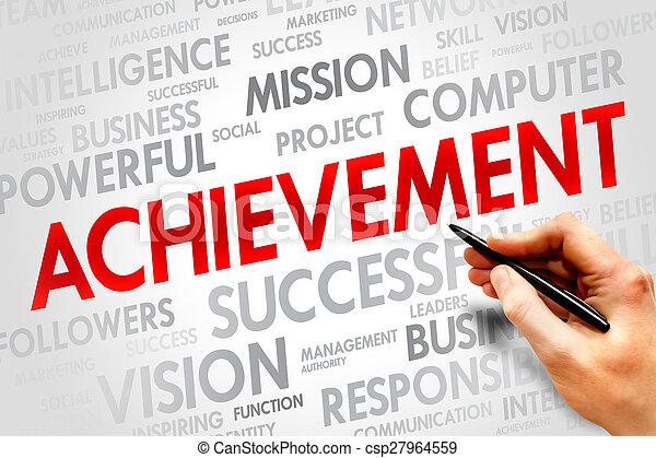 Achievement - csp27964559