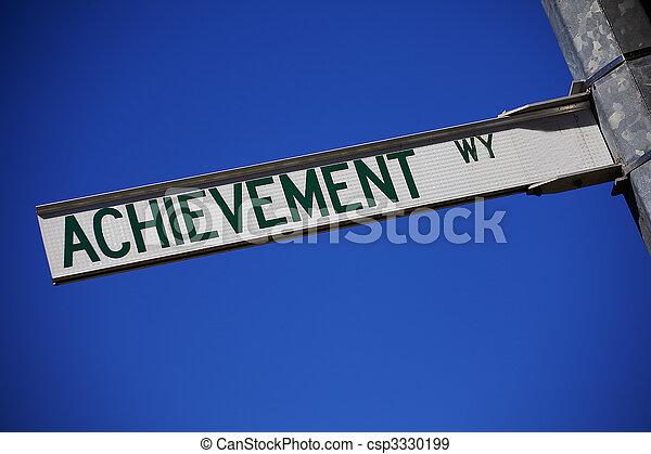 Achievement - csp3330199