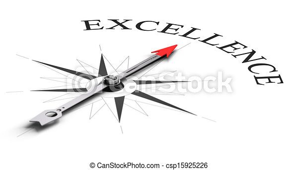 Achieving Excellence - csp15925226