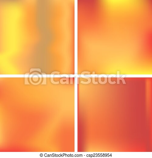 achtergronden, abstract, vector, set - csp23558954