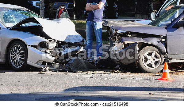 acidente carro - csp21516498