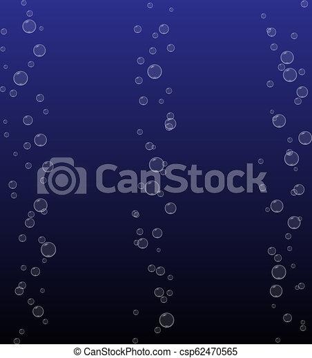 acqua, fizzing, bolle - csp62470565