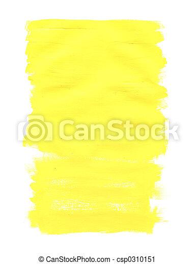 acryl, gele, textuur - csp0310151