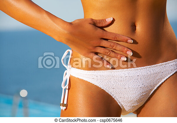 action, bikini - csp0675646