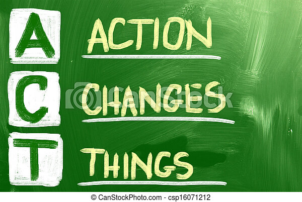 Action Changes Things - csp16071212