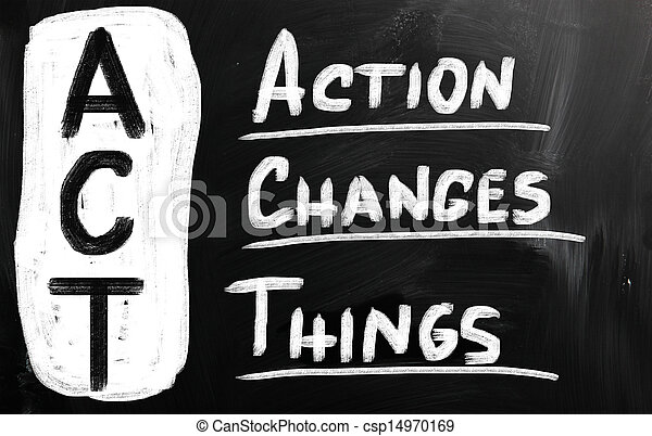 Action Changes Things - csp14970169