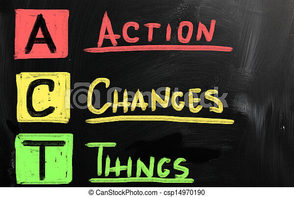 Action Changes Things - csp14970190