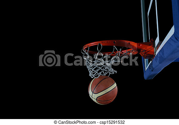action, joueur, basket-ball - csp15291532