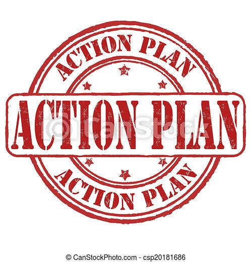 Action plan stamp - csp20181686