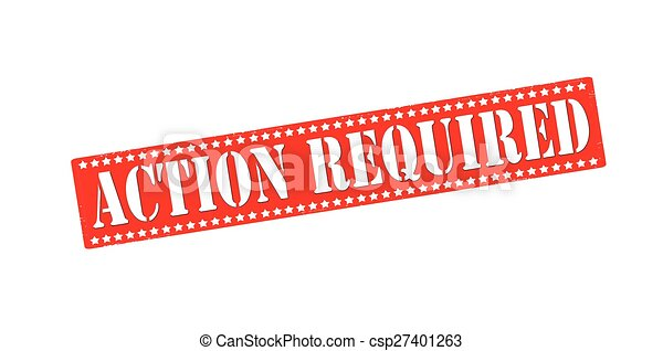 Action required - csp27401263