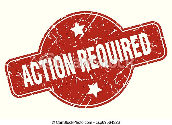 action required - csp69564326