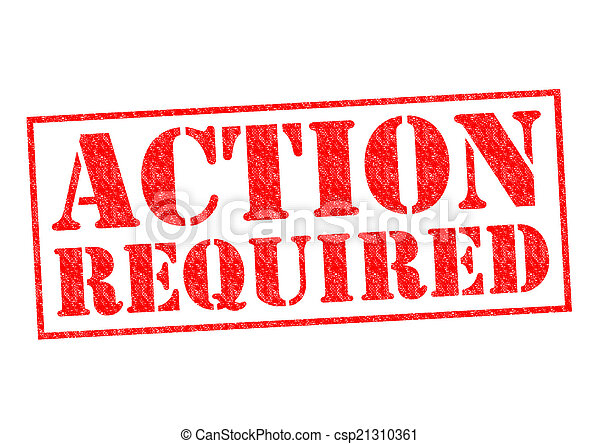 ACTION REQUIRED - csp21310361