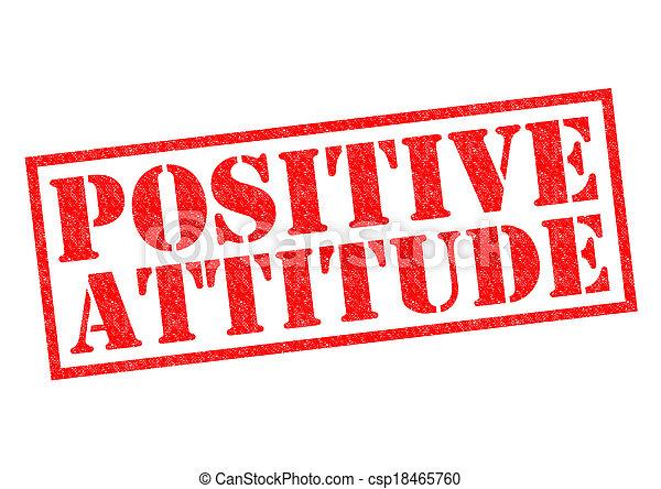 Atitud positiva - csp18465760