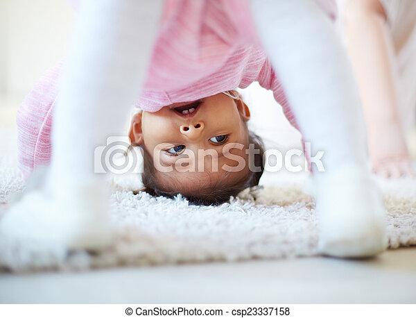 Active child - csp23337158