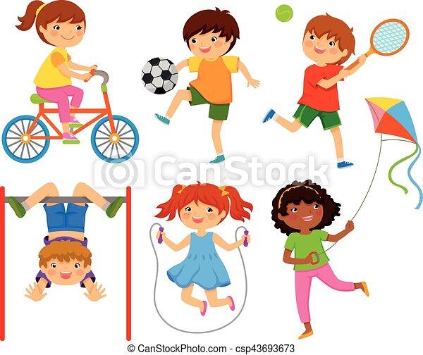 active kids - csp43693673