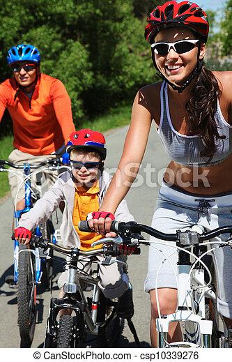 Active leisure - csp10339276