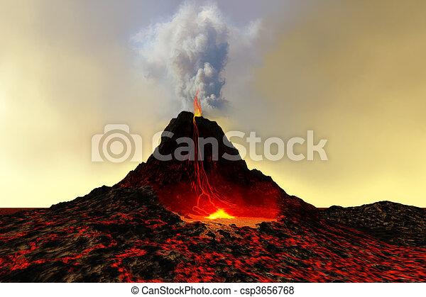 Volcano Eruption PNG Images, Transparent Volcano Eruption Image Download -  PNGitem