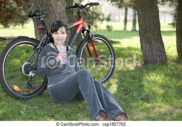 active woman - csp1807762