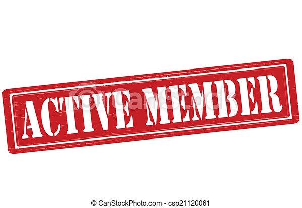 activo, miembro - csp21120061