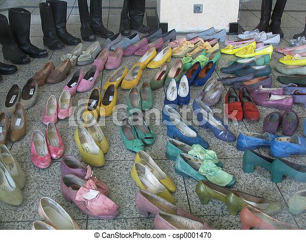 Actors shoes - csp0001470