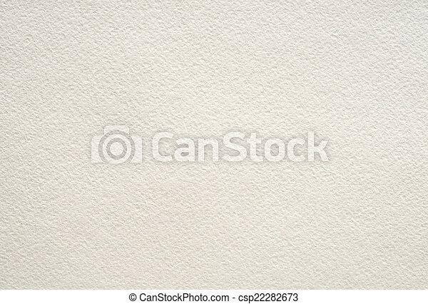 acuarela, papel, textura - csp22282673