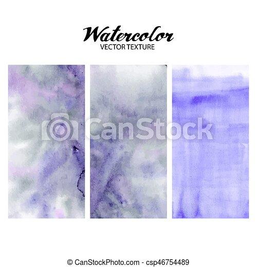 Textura acuática abstracta - csp46754489