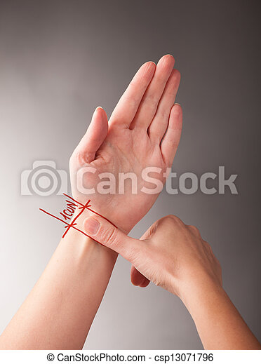 Acupuncture CUN - csp13071796
