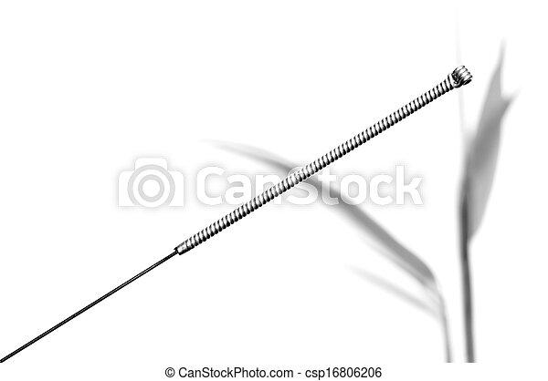 acupuncture needle - csp16806206