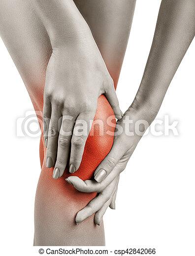 Acute pain in knee - csp42842066