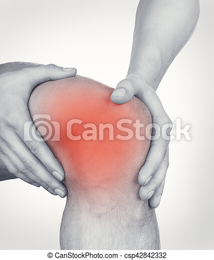 Acute pain in knee - csp42842332