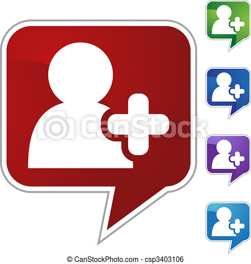 Add Friend - csp3403106