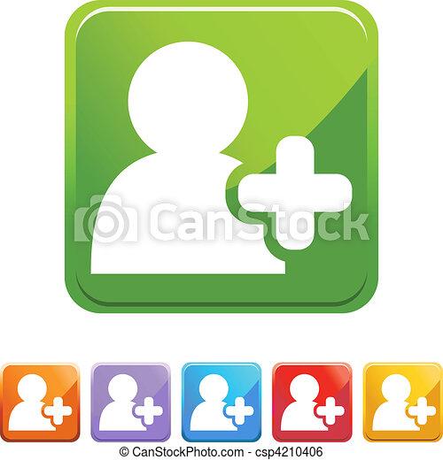 Add Friend - csp4210406