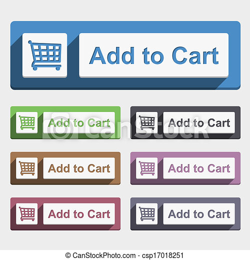 Add to Cart Button - csp17018251