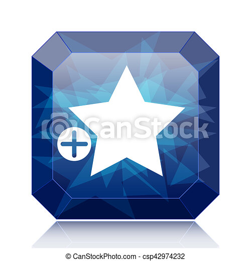 Add to favorites icon - csp42974232
