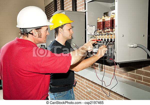 addestramento lavoro, professionale - csp2197465
