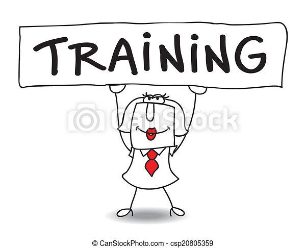 addestramento - csp20805359