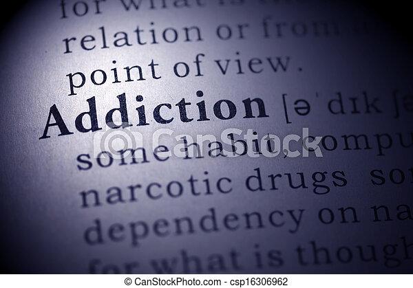 Addiction - csp16306962