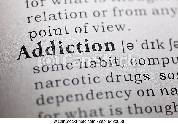 Addiction - csp16428668